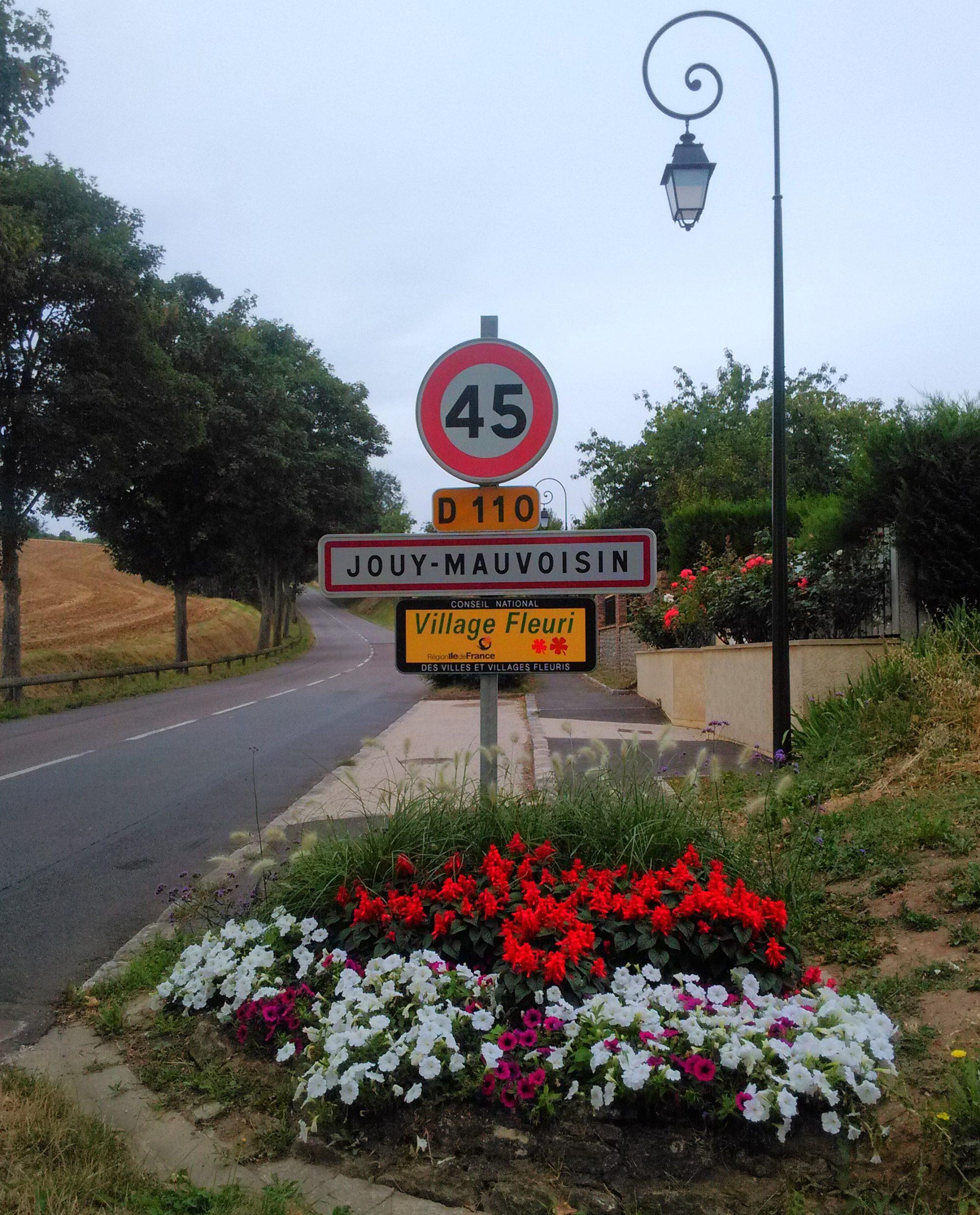 Jouy-Mauvoisin